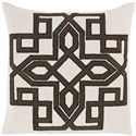"Surya Pillows 20"" x 20"" Gatsby Pillow - Item Number: GLD004-2020P"