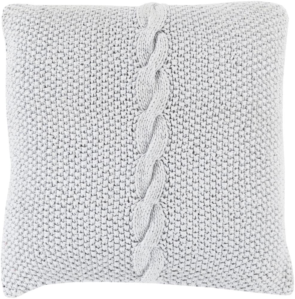 "Surya Pillows 22"" x 22"" Decorative Pillow - Item Number: GN001-2222P"