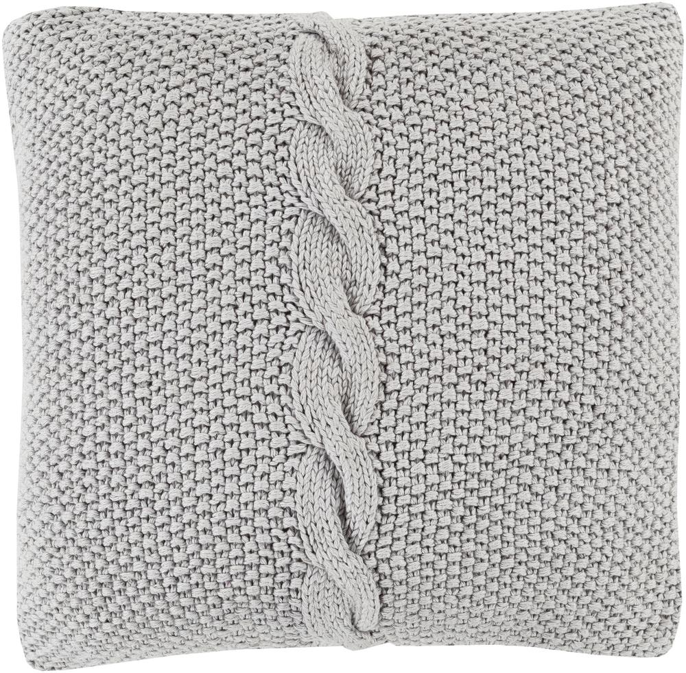 "Surya Pillows 18"" x 18"" Decorative Pillow - Item Number: GN003-1818P"