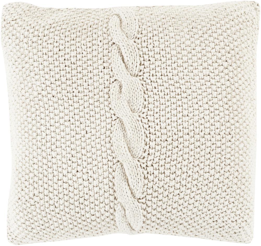 """Surya Pillows 22"""" x 22"""" Decorative Pillow - Item Number: GN004-2222P"""