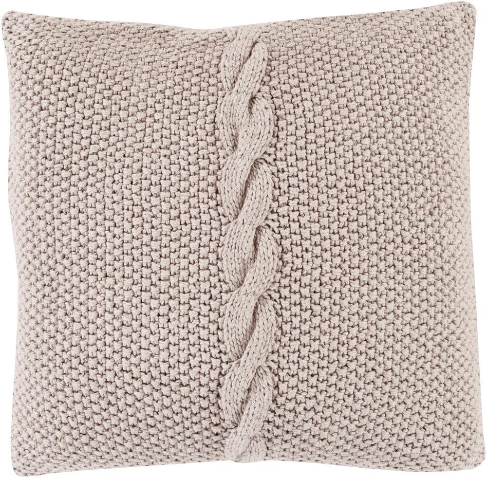 """Surya Pillows 20"""" x 20"""" Decorative Pillow - Item Number: GN005-2020P"""