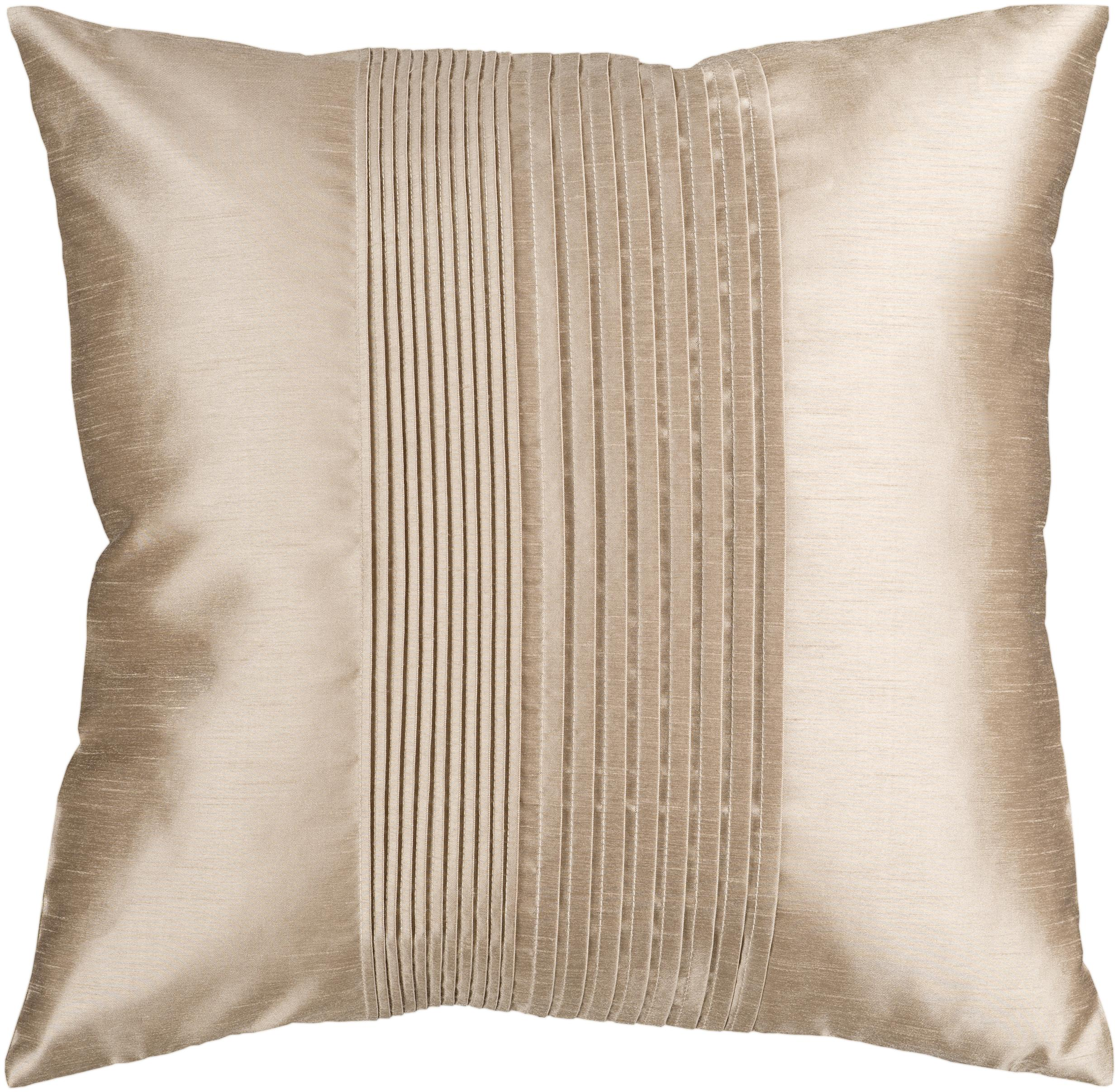 "Surya Pillows 18"" x 18"" Pillow - Item Number: HH019-1818P"