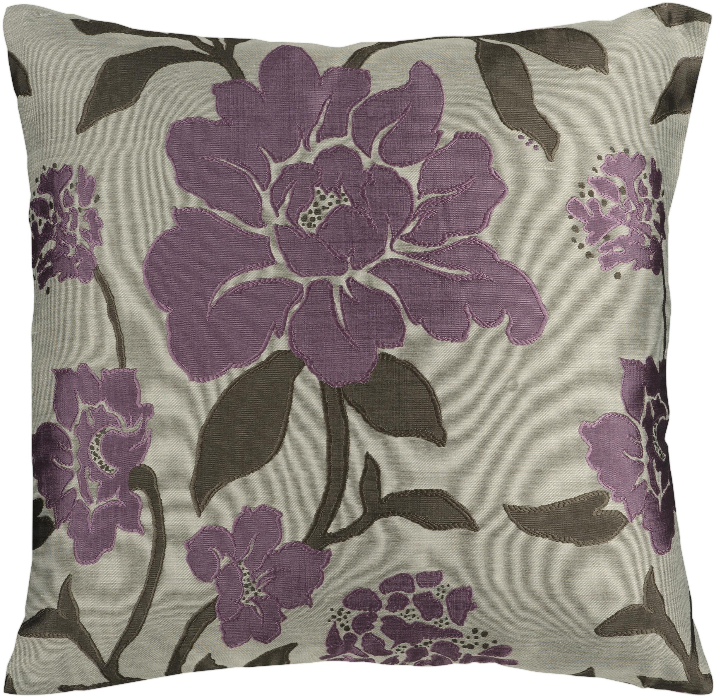 "Surya Pillows 22"" x 22"" Pillow - Item Number: HH048-2222P"