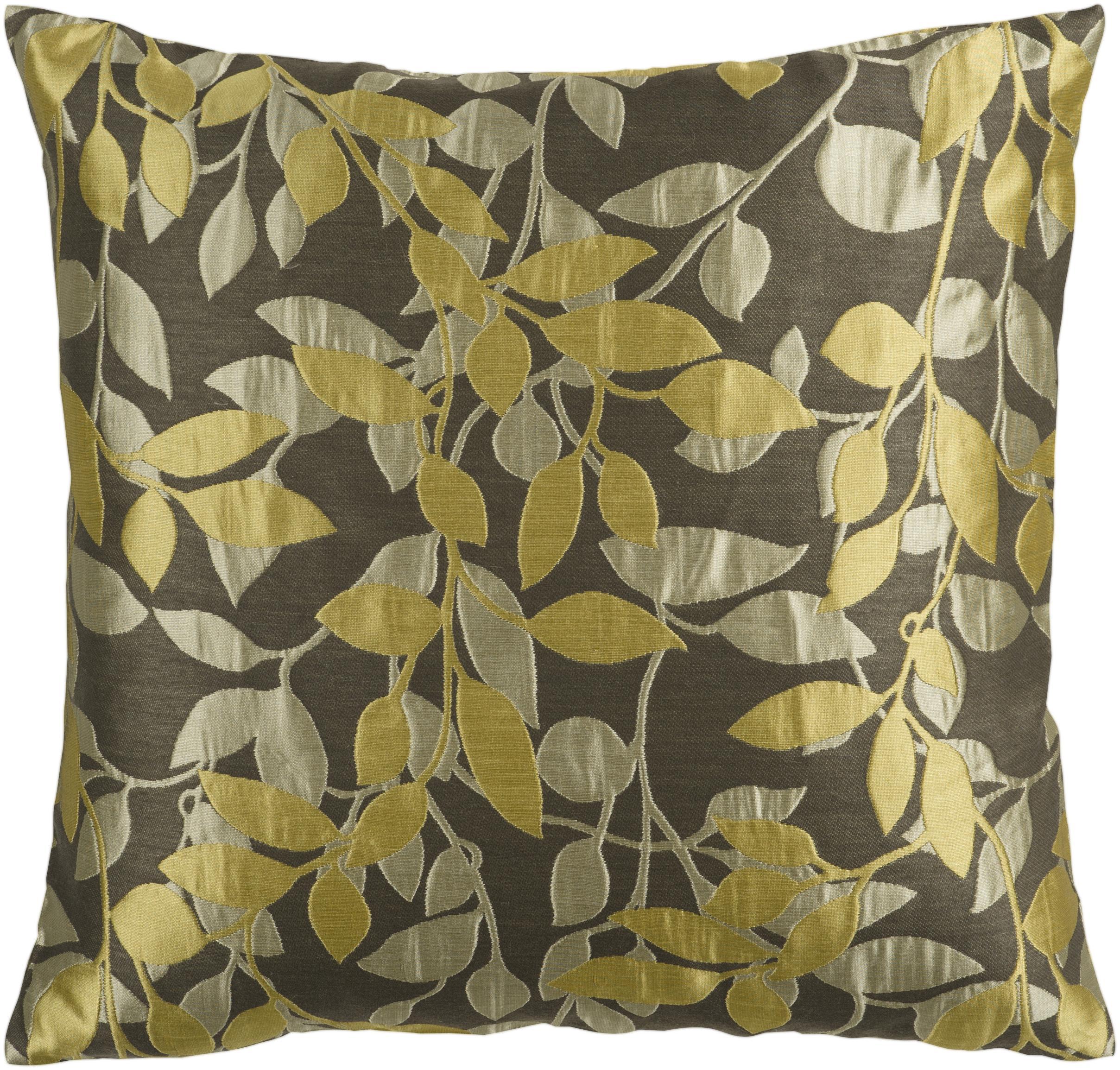"""Surya Pillows 22"""" x 22"""" Pillow - Item Number: HH060-2222P"""