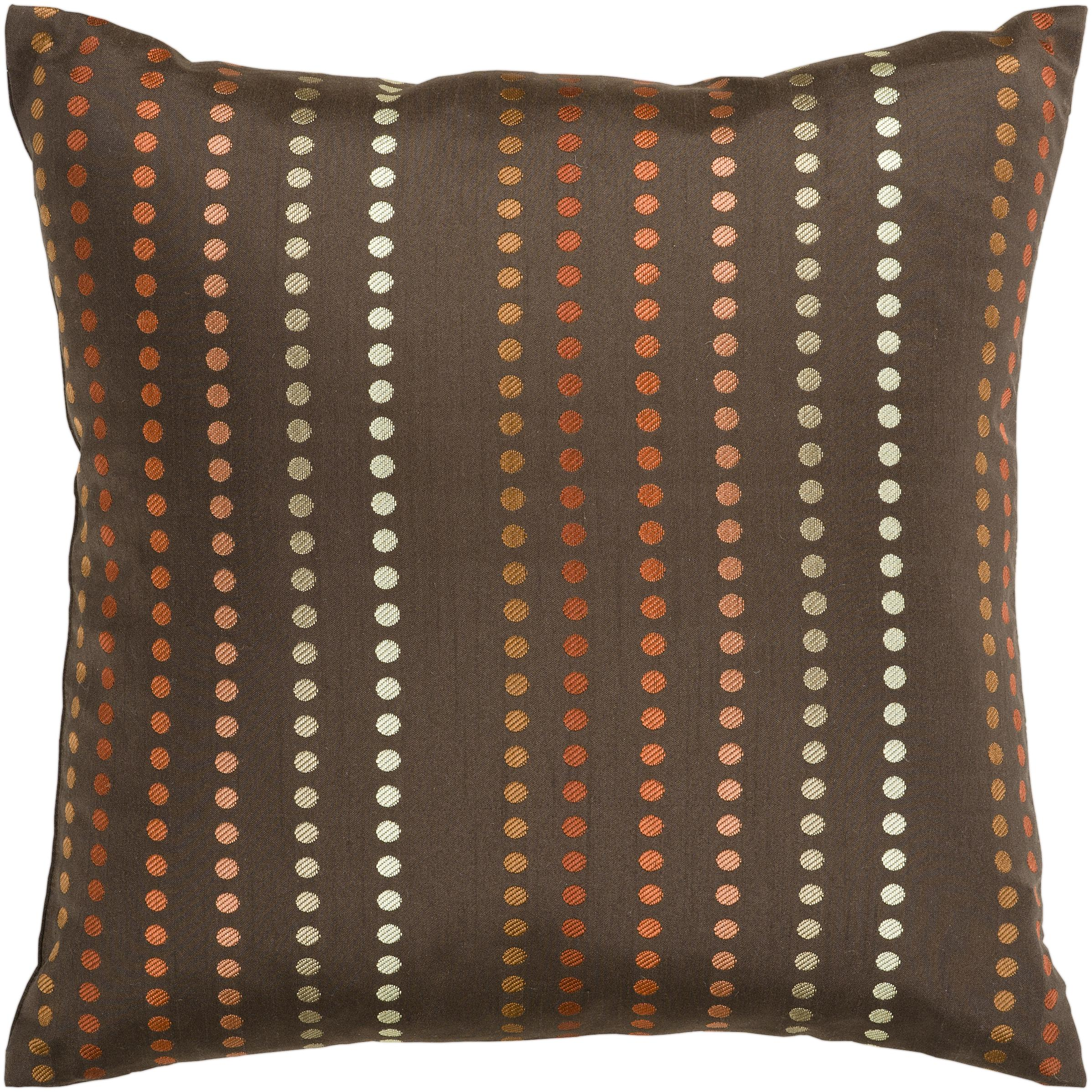 "Surya Pillows 18"" x 18"" Pillow - Item Number: HH081-1818P"