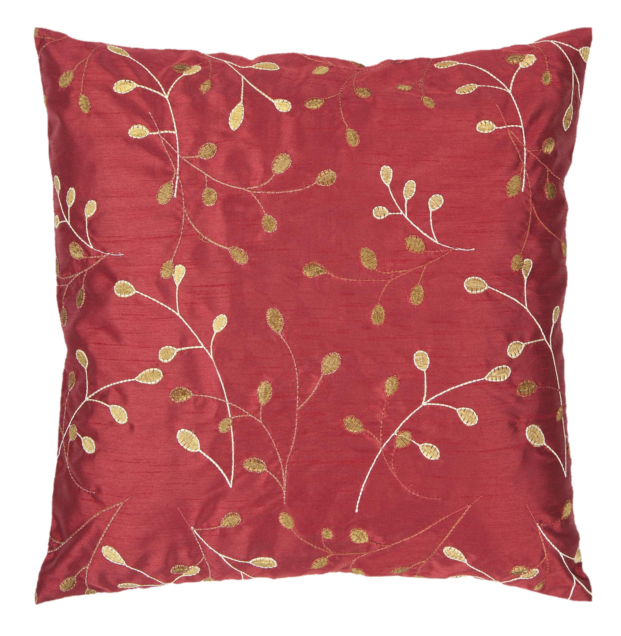 "Surya Pillows 18"" x 18"" Pillow - Item Number: HH093-1818P"