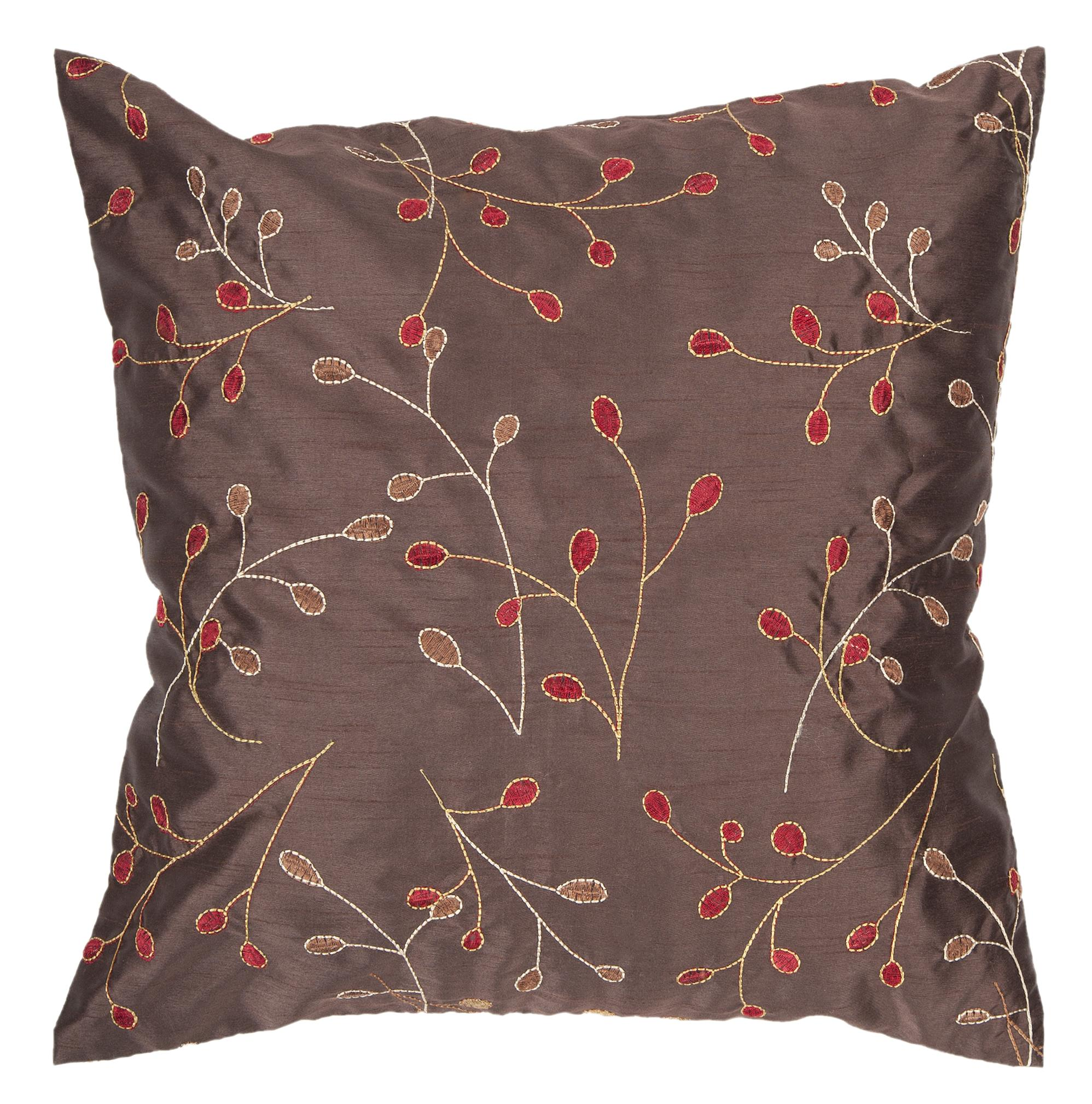 "Surya Pillows 18"" x 18"" Pillow - Item Number: HH094-1818P"