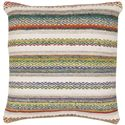 "Surya Pillows 20"" x 20"" Decorative Pillow - Item Number: IB001-2020P"