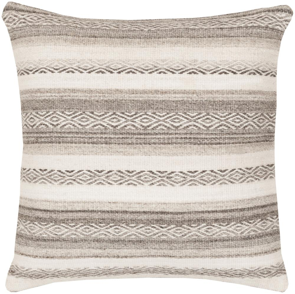 "Surya Rugs Pillows 20"" x 20"" Decorative Pillow - Item Number: IB002-2020P"