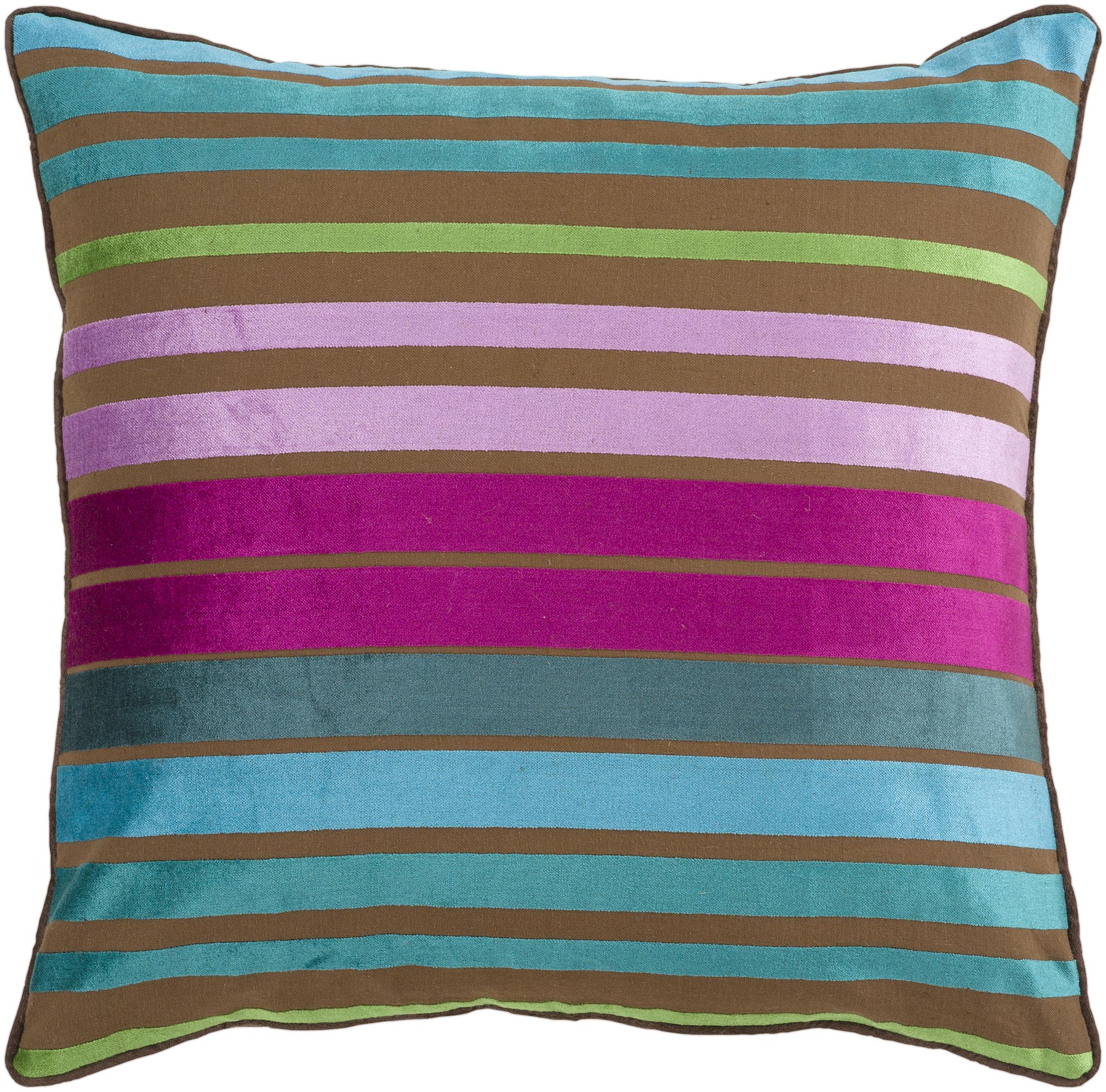 "Surya Rugs Pillows 22"" x 22"" Pillow - Item Number: JS019-2222P"