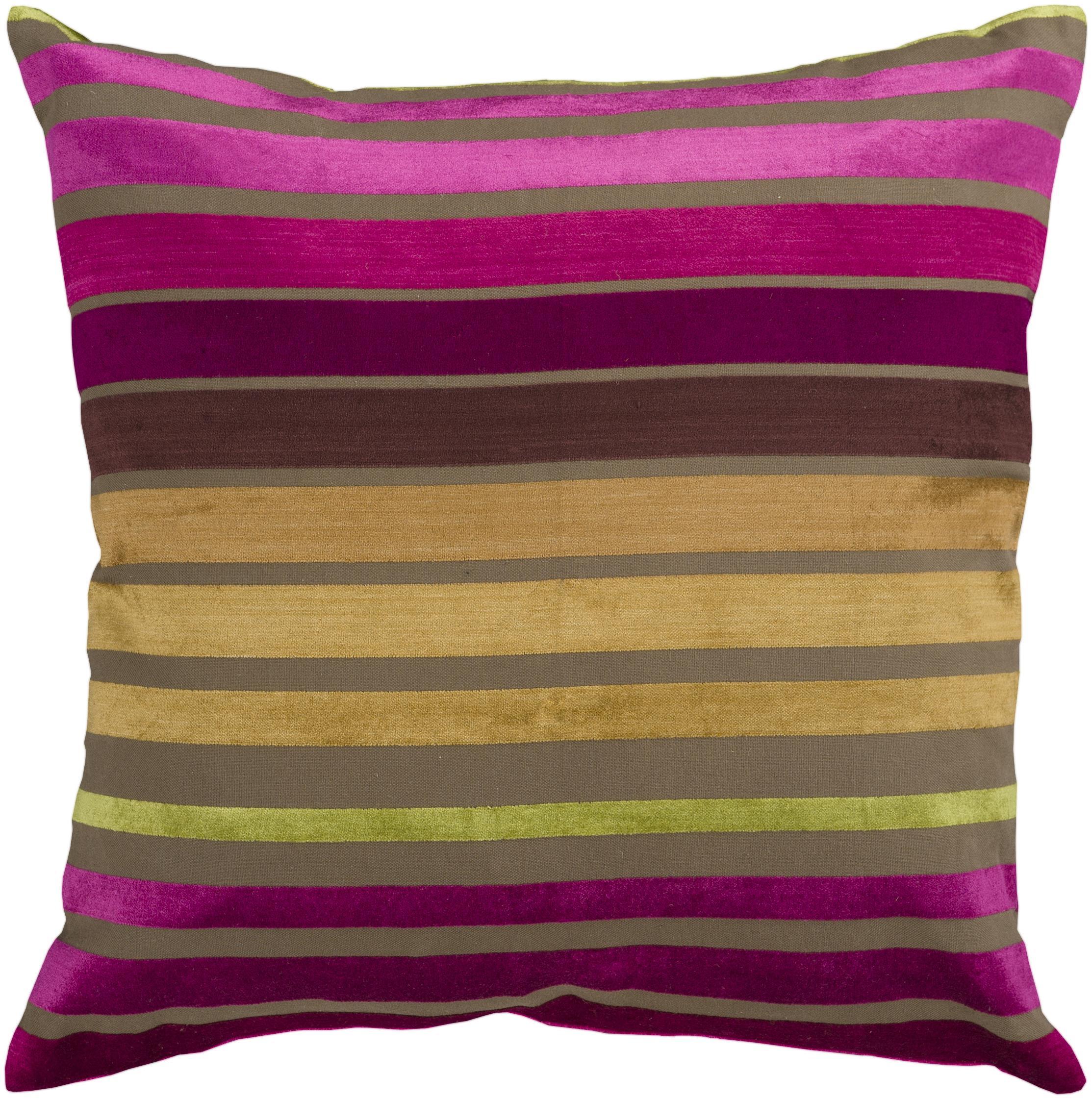 """Surya Pillows 18"""" x 18"""" Pillow - Item Number: JS020-1818P"""
