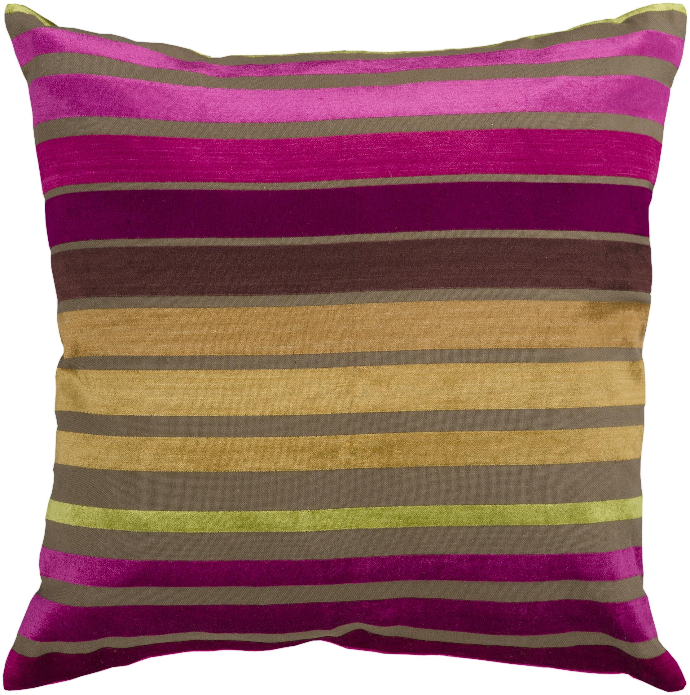 "Surya Rugs Pillows 22"" x 22"" Pillow - Item Number: JS020-2222P"