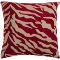 "Surya Pillows 18"" x 18"" Pillow - Item Number: JS026-1818P"