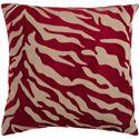 """Surya Rugs Pillows 22"""" x 22"""" Pillow - Item Number: JS026-2222P"""