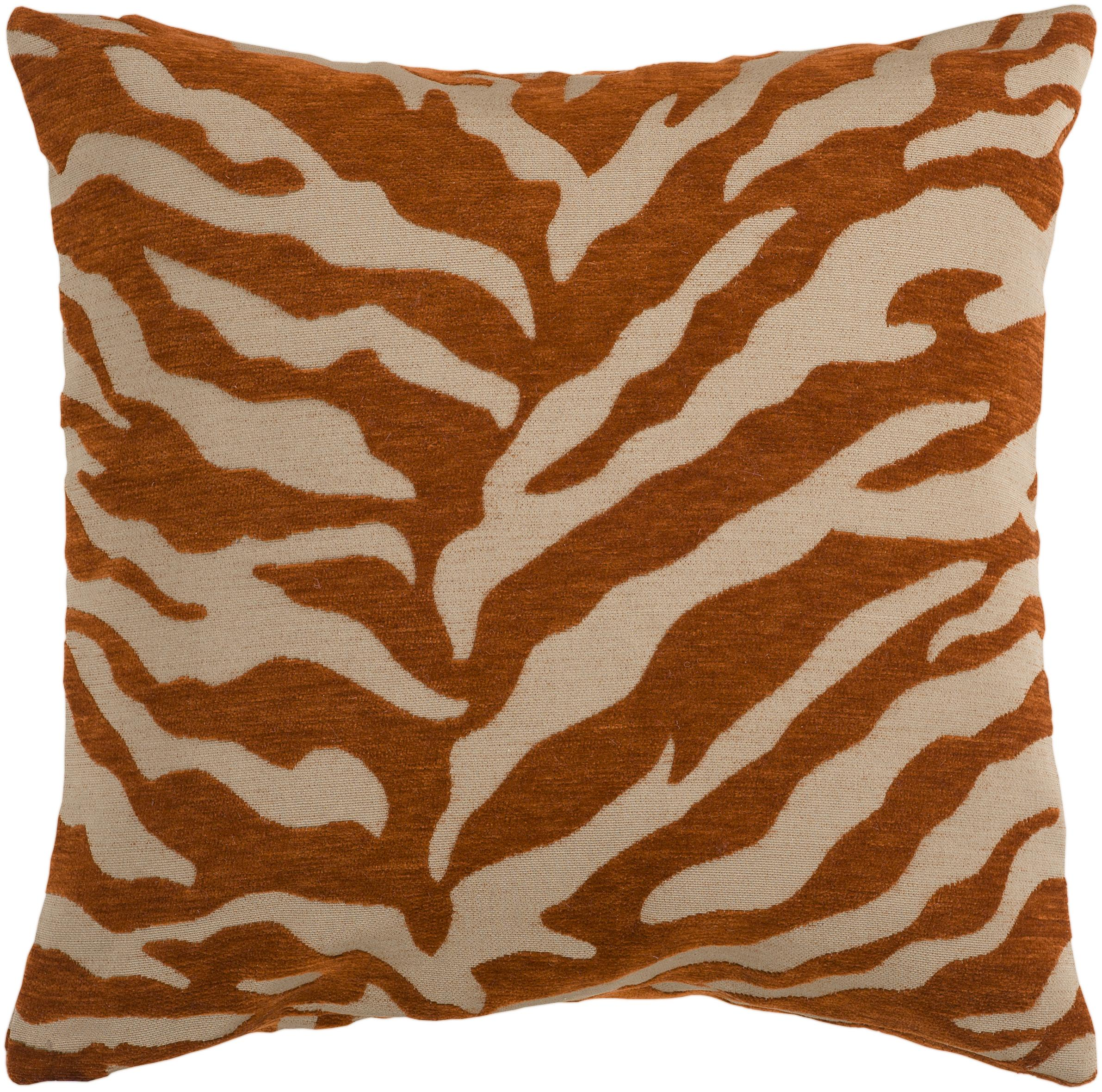 "Surya Rugs Pillows 22"" x 22"" Pillow - Item Number: JS028-2222P"