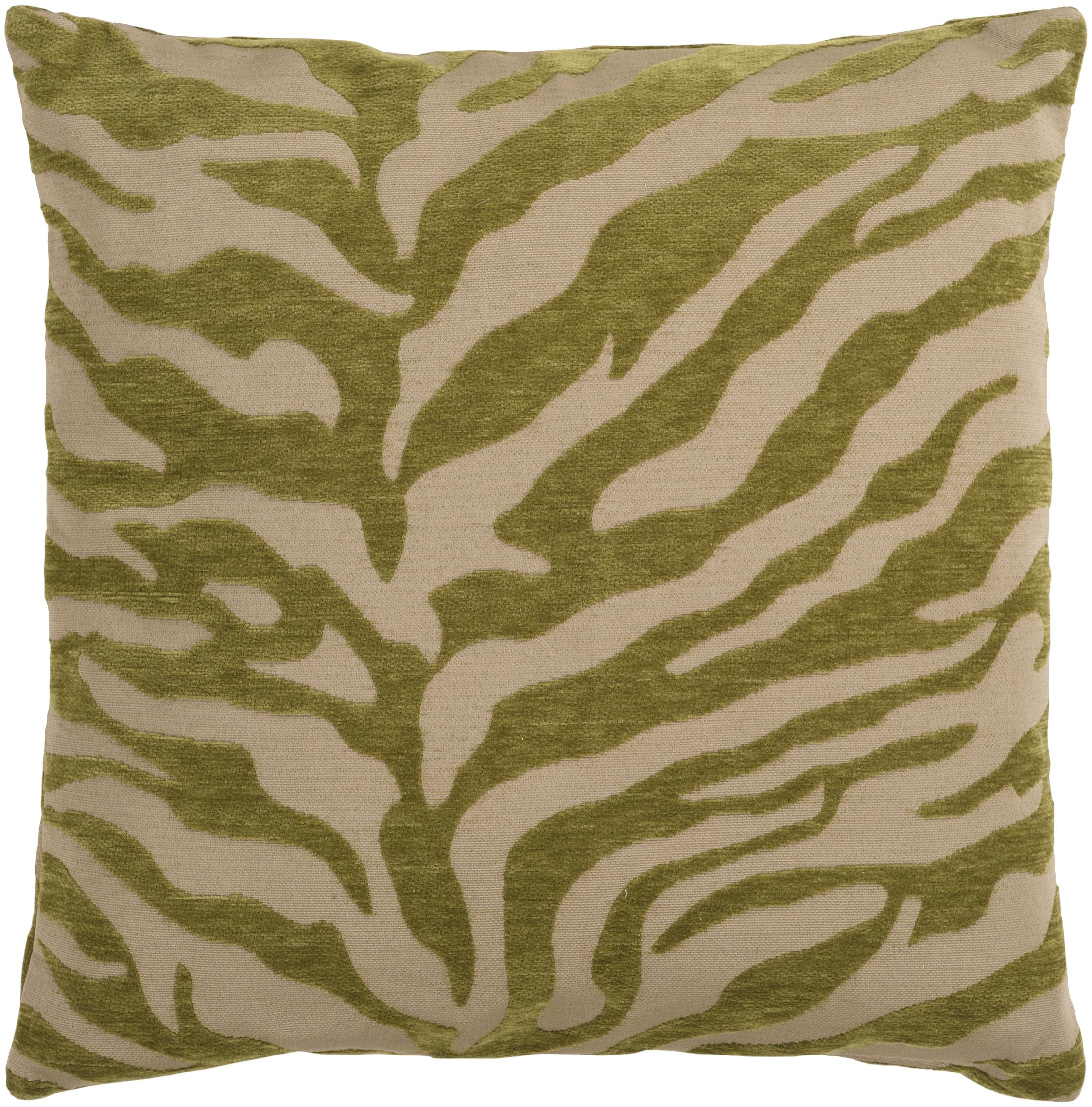 "Surya Rugs Pillows 18"" x 18"" Pillow - Item Number: JS029-1818P"