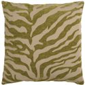 "Surya Pillows 18"" x 18"" Pillow - Item Number: JS029-1818P"