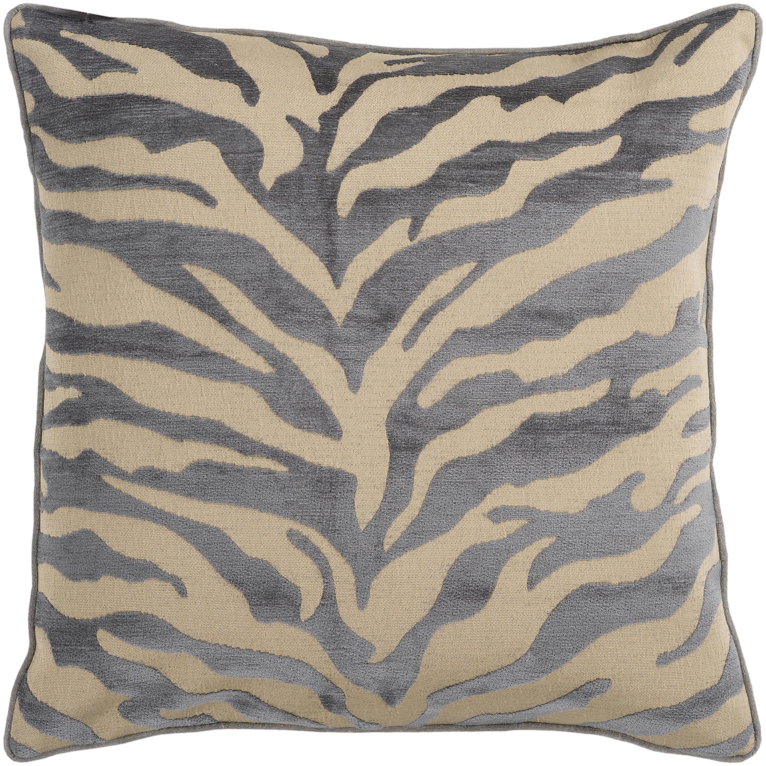 """Surya Pillows 22"""" x 22"""" Pillow - Item Number: JS032-2222P"""