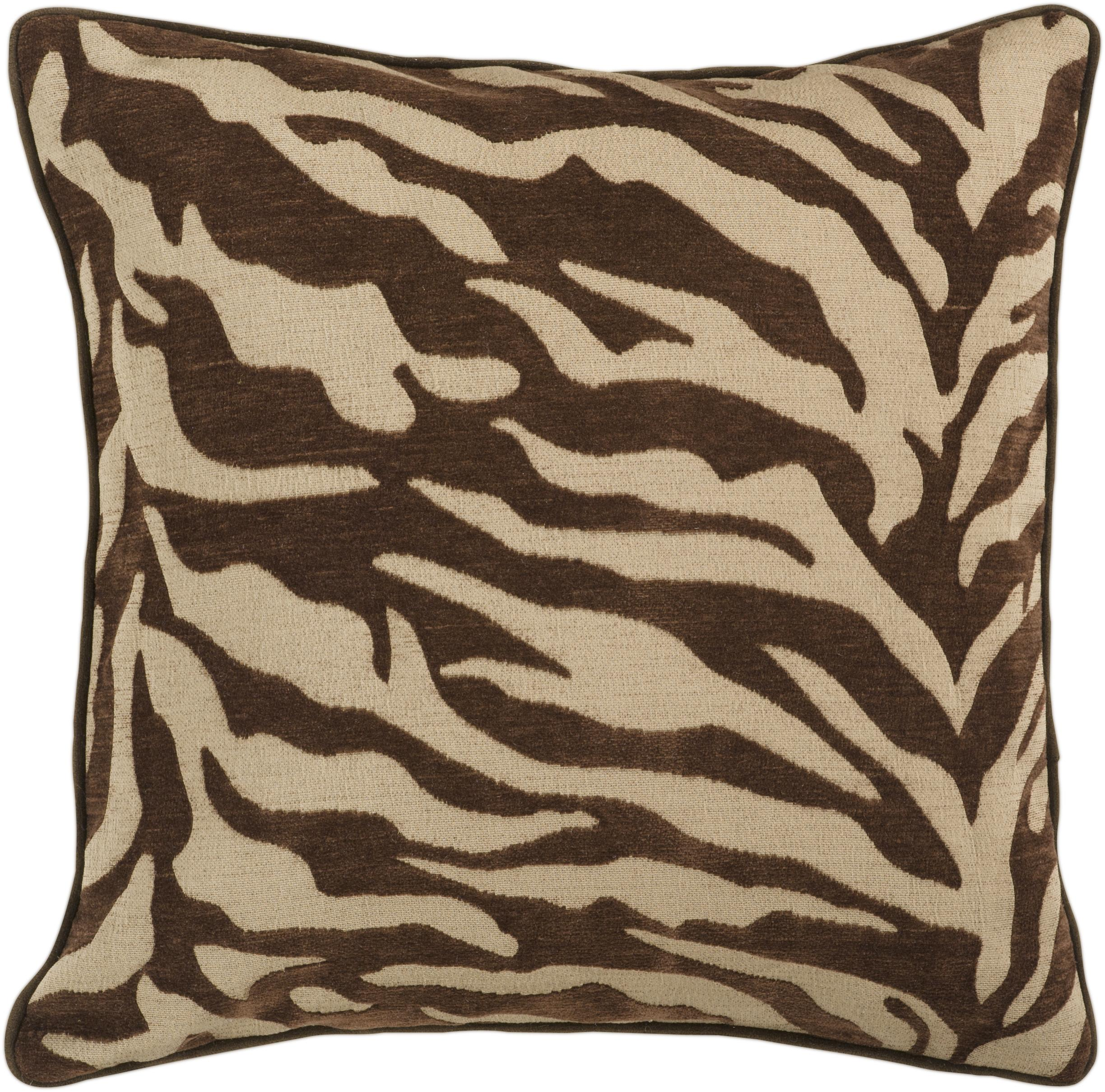 "Surya Rugs Pillows 18"" x 18"" Pillow - Item Number: JS033-1818P"