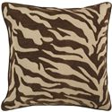 "Surya Pillows 18"" x 18"" Pillow - Item Number: JS033-1818P"