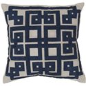 "Surya Pillows 18"" x 18"" Pillow - Item Number: LD002-1818P"