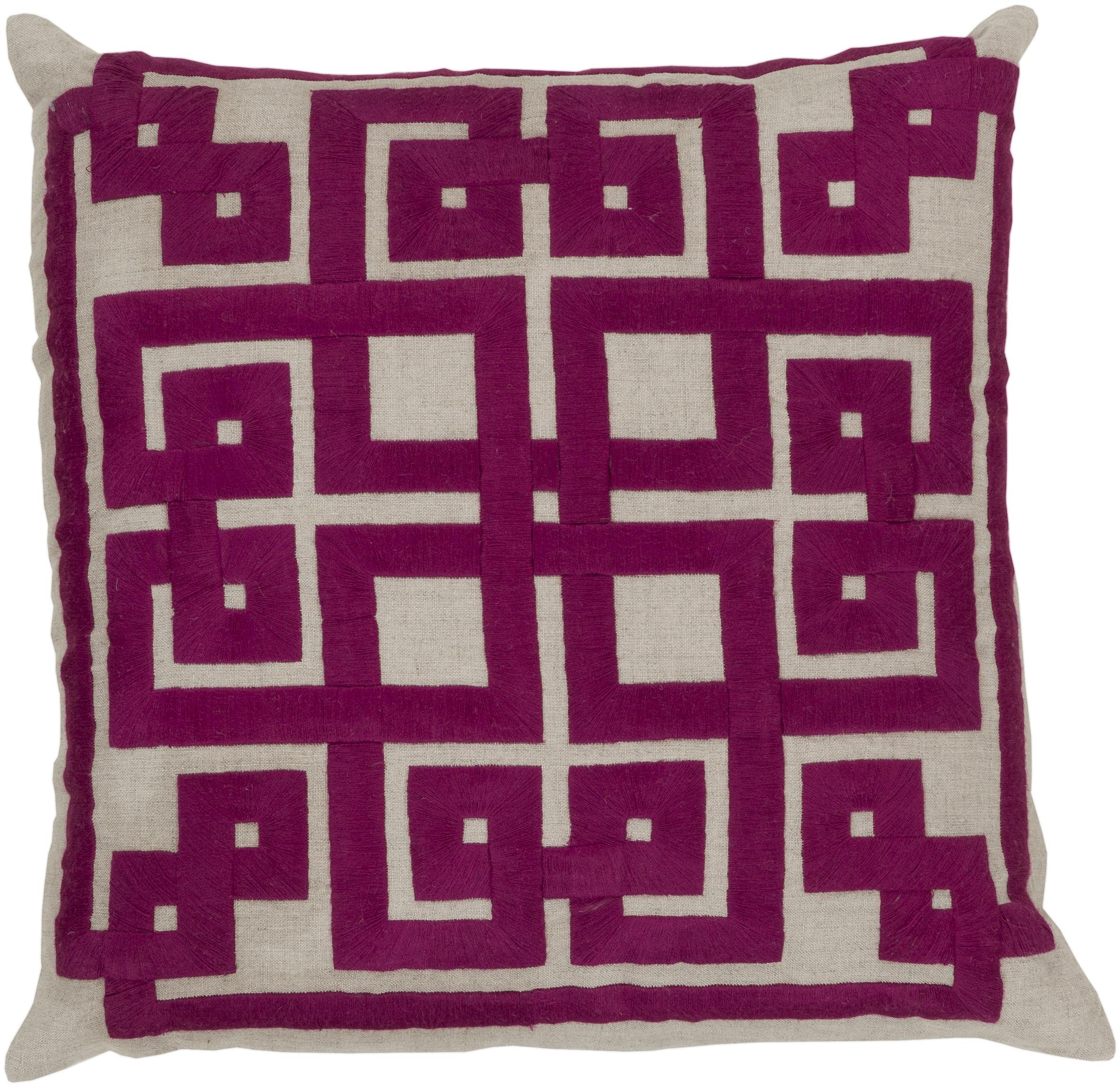 """Surya Rugs Pillows 18"""" x 18"""" Pillow - Item Number: LD008-1818P"""