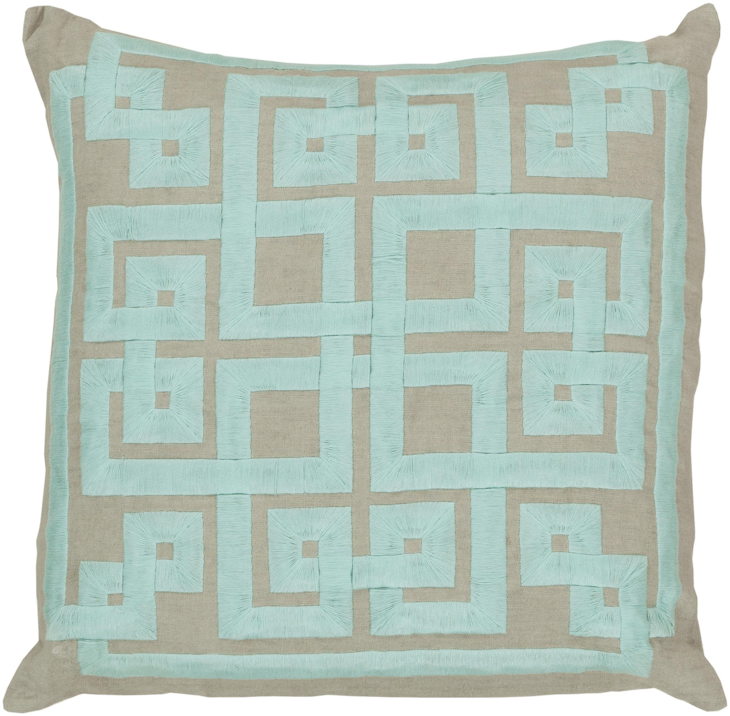 "Surya Rugs Pillows 22"" x 22"" Pillow - Item Number: LD010-2222P"