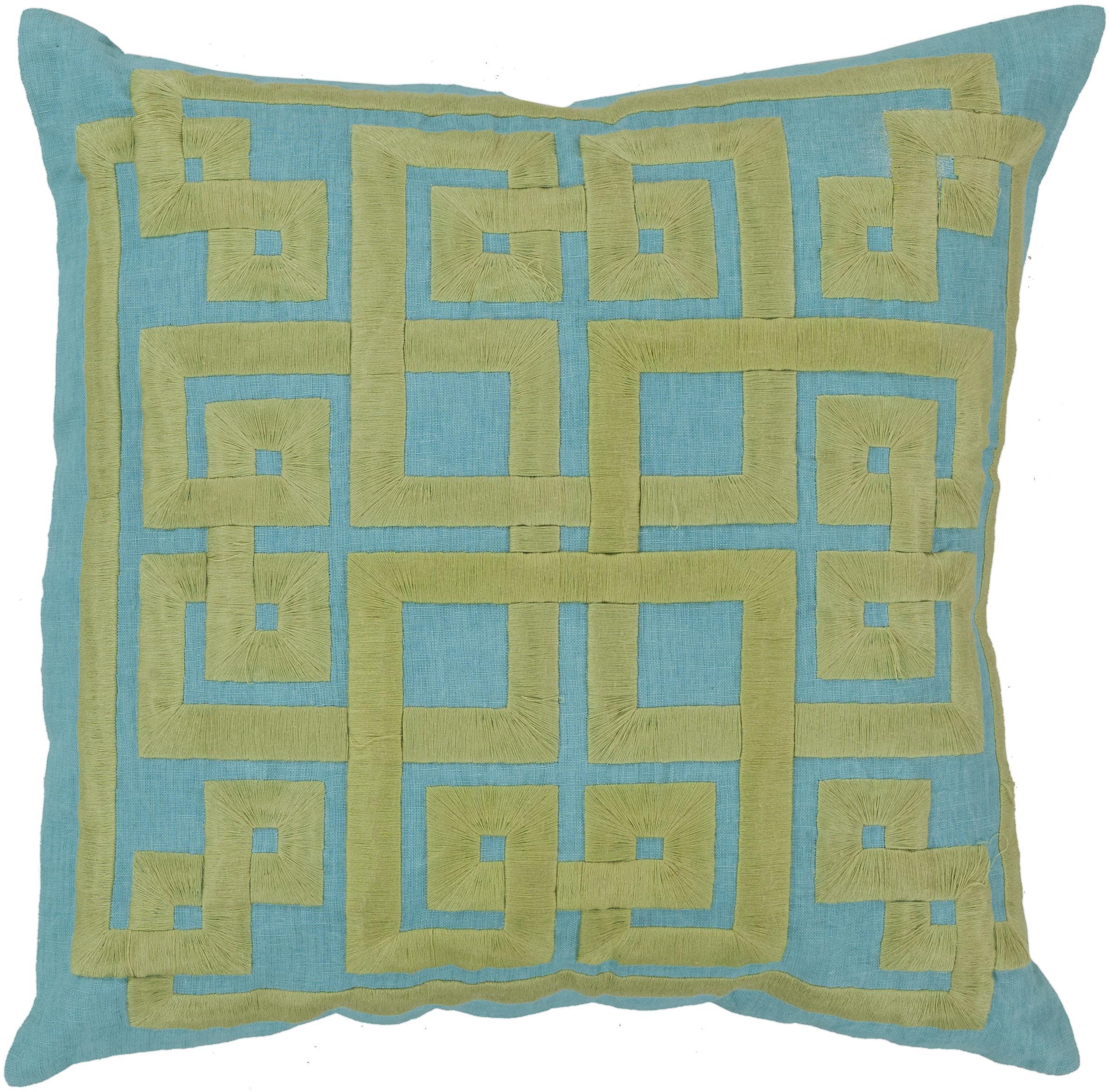 """Surya Rugs Pillows 22"""" x 22"""" Pillow - Item Number: LD011-2222P"""