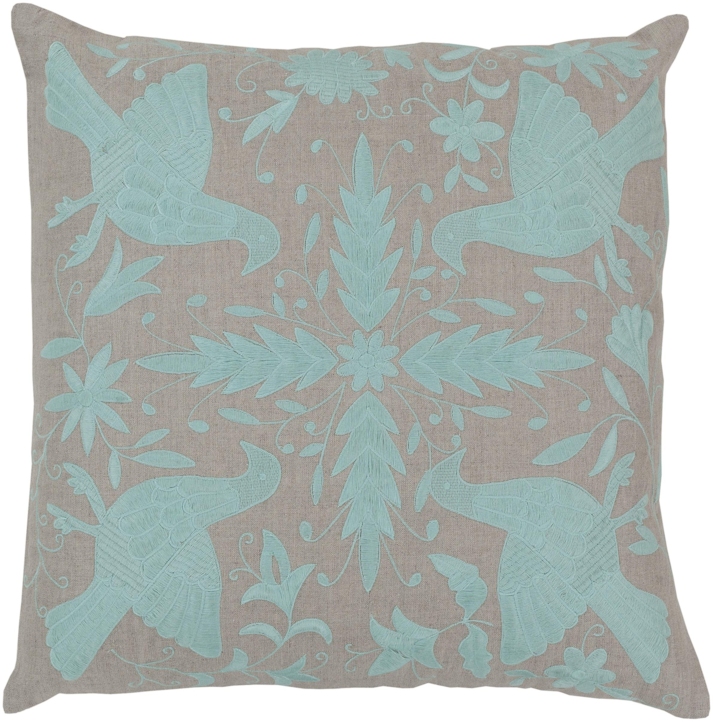 "Surya Pillows 22"" x 22"" Pillow - Item Number: LD019-2222P"
