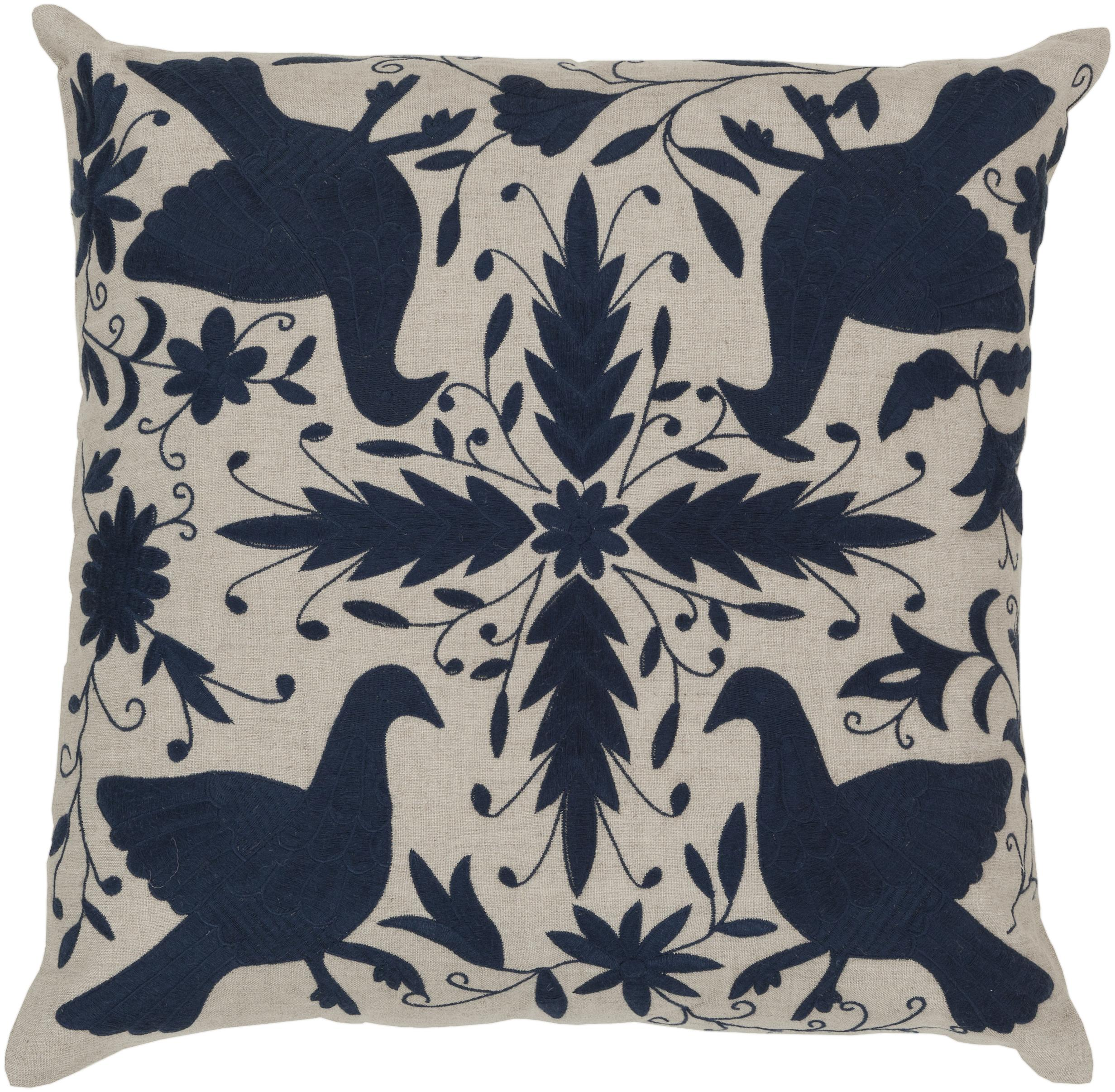 "Surya Pillows 18"" x 18"" Pillow - Item Number: LD020-1818P"