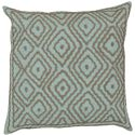 "Surya Rugs Pillows 18"" x 18"" Pillow - Item Number: LD027-1818P"