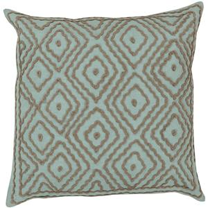 "Surya Rugs Pillows 20"" x 20"" Pillow"