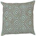 """Surya Rugs Pillows 20"""" x 20"""" Pillow - Item Number: LD027-2020P"""