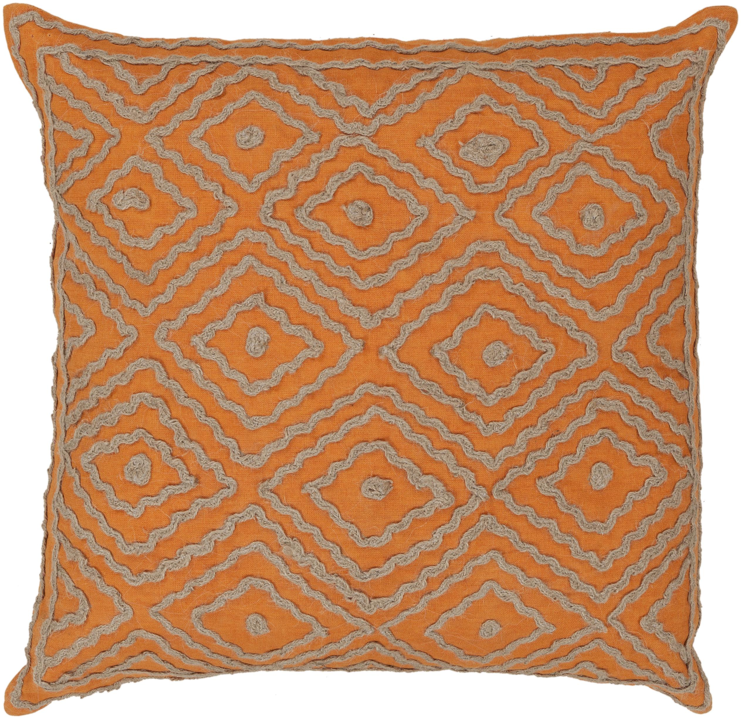 "Surya Rugs Pillows 18"" x 18"" Pillow - Item Number: LD029-1818P"