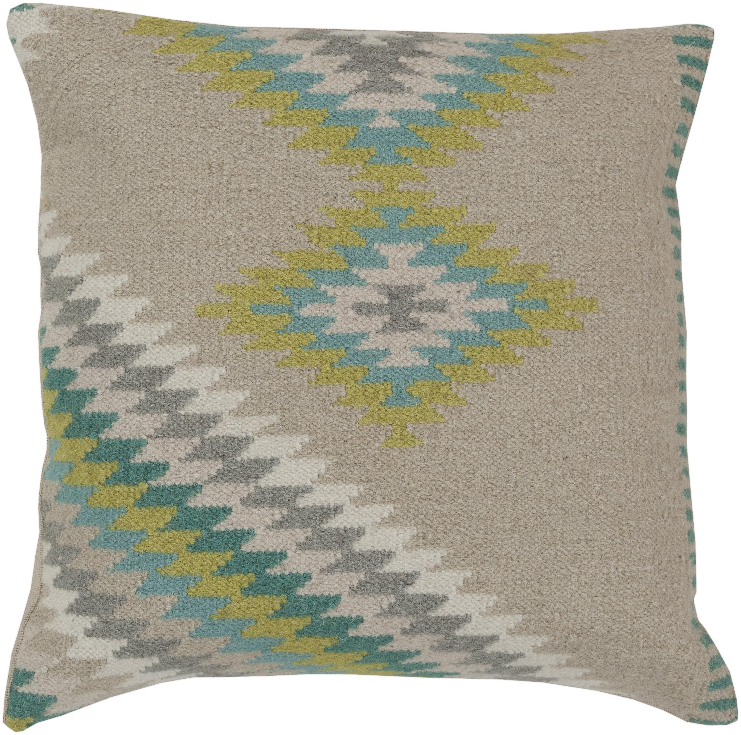 """Surya Pillows 22"""" x 22"""" Pillow - Item Number: LD034-2222P"""
