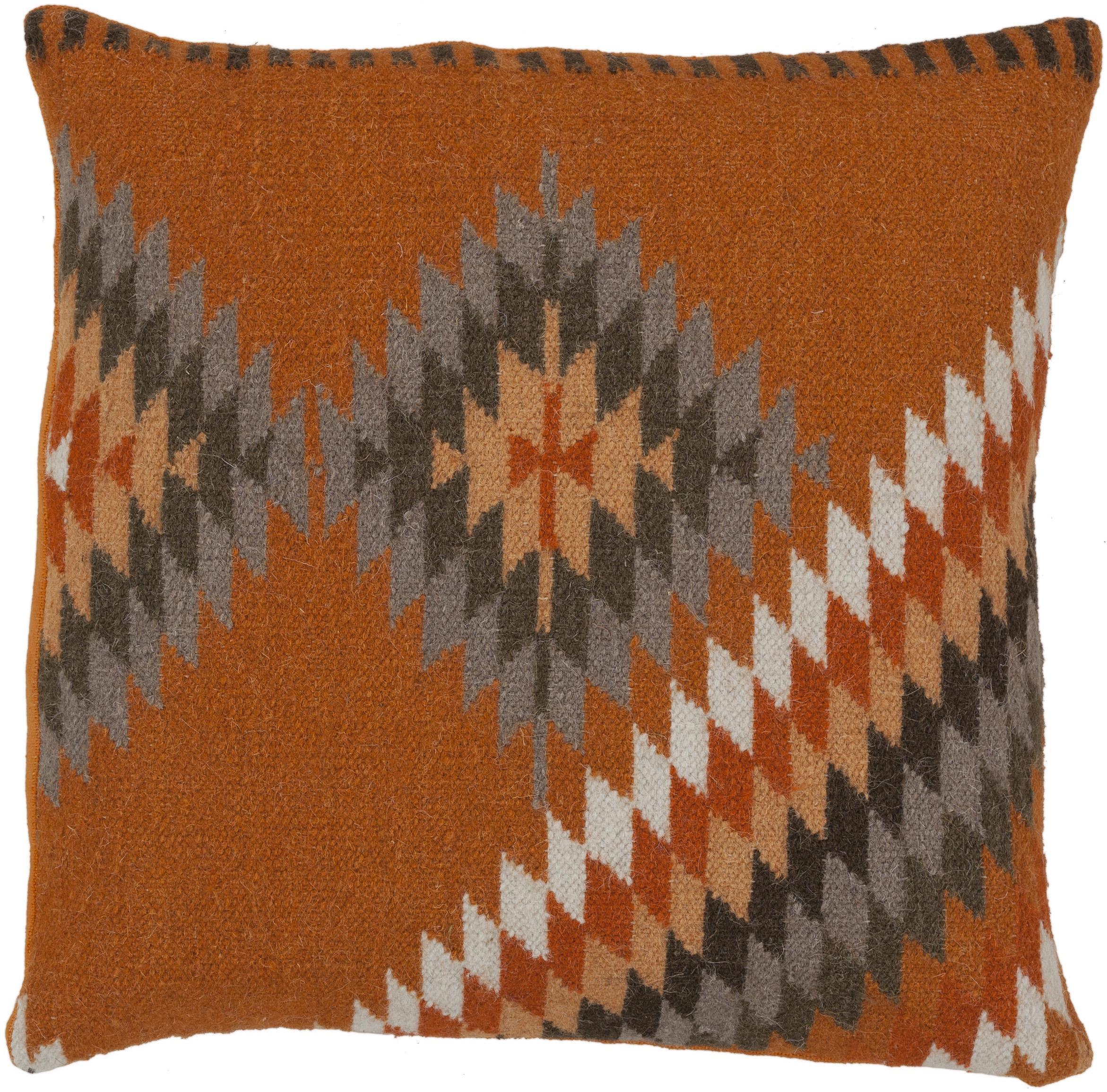 """Surya Pillows 18"""" x 18"""" Pillow - Item Number: LD037-1818P"""