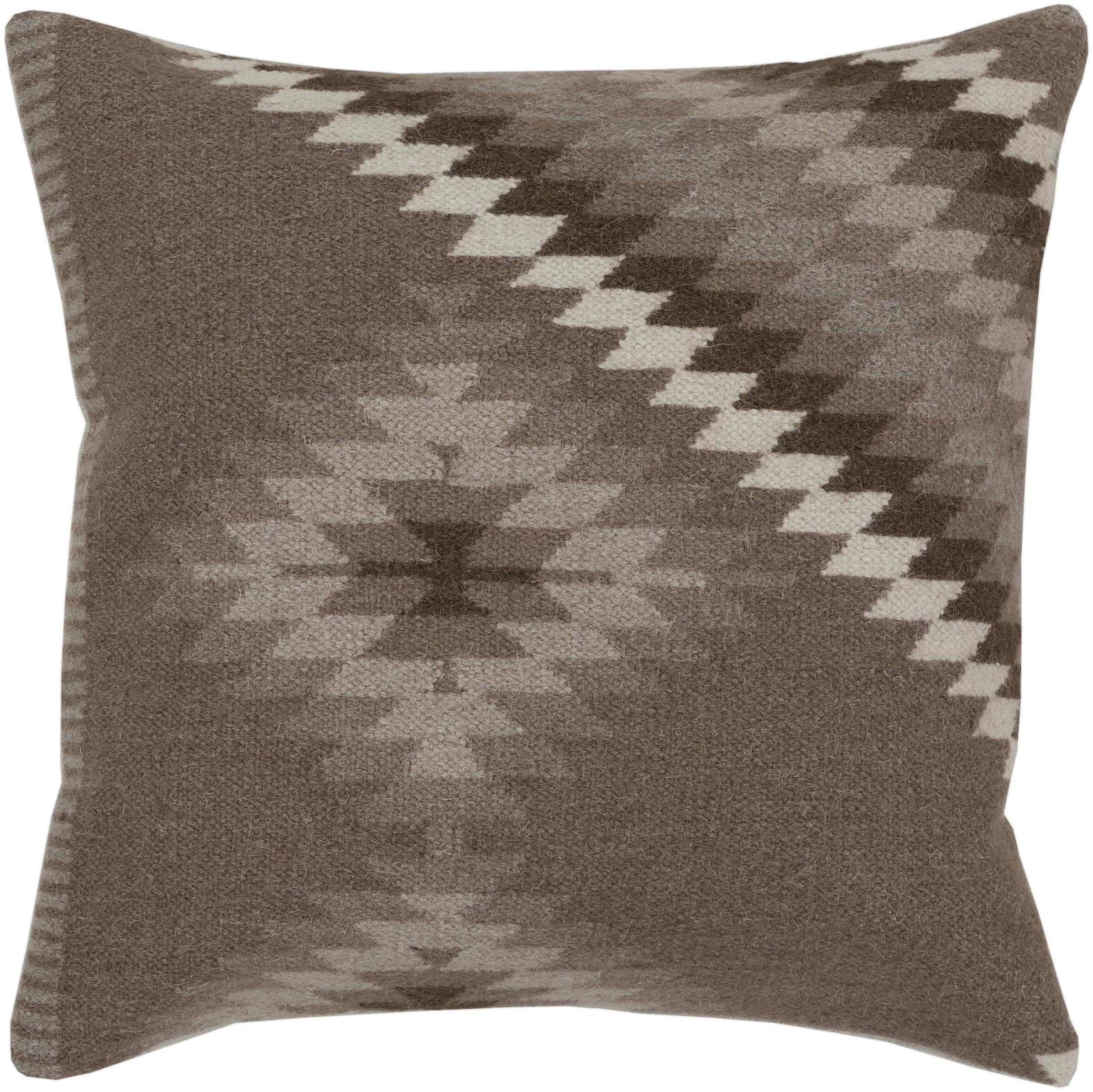 "Surya Rugs Pillows 18"" x 18"" Pillow - Item Number: LD038-1818P"