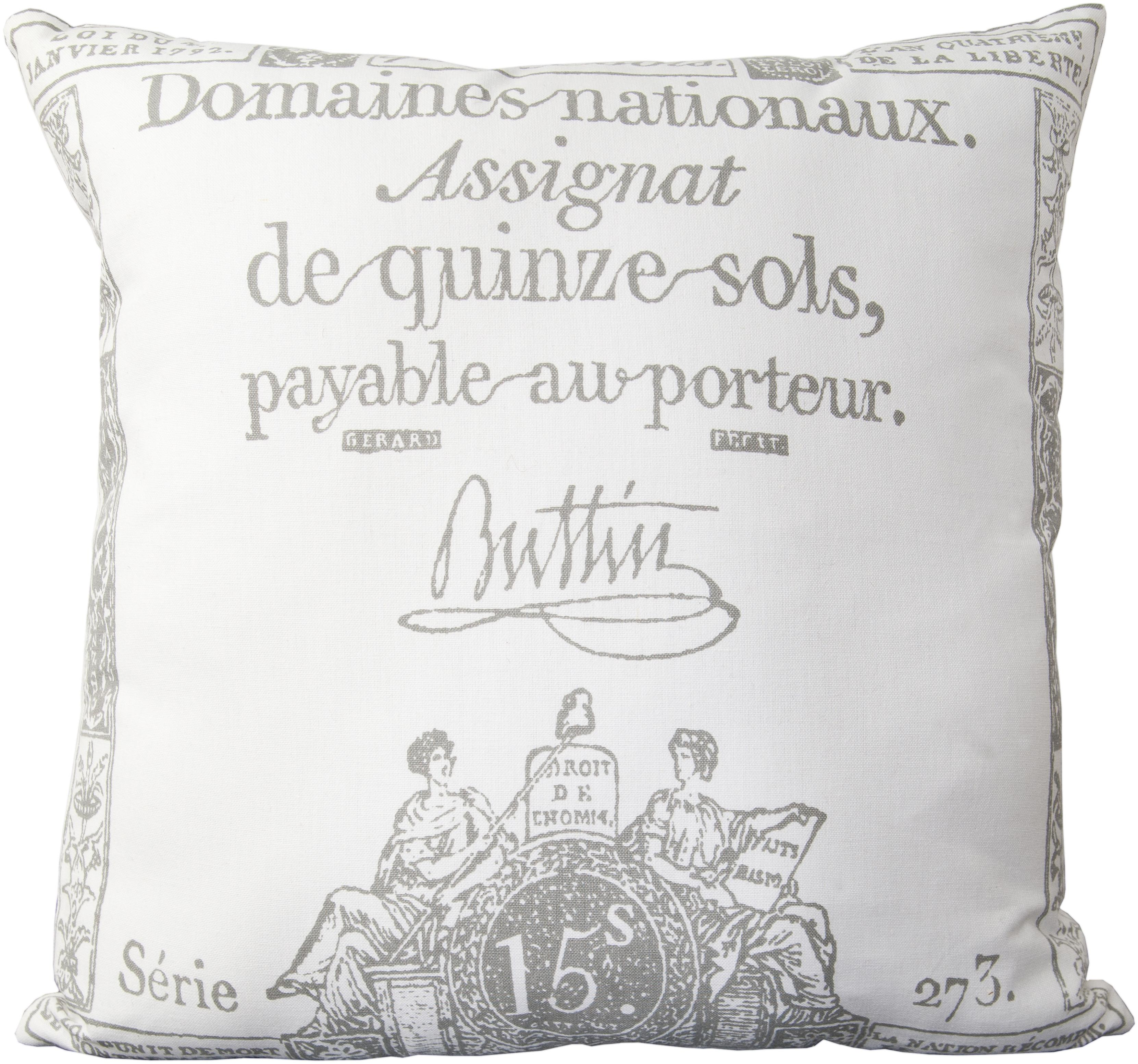 "Surya Pillows 18"" x 18"" Pillow - Item Number: LG508-1818P"