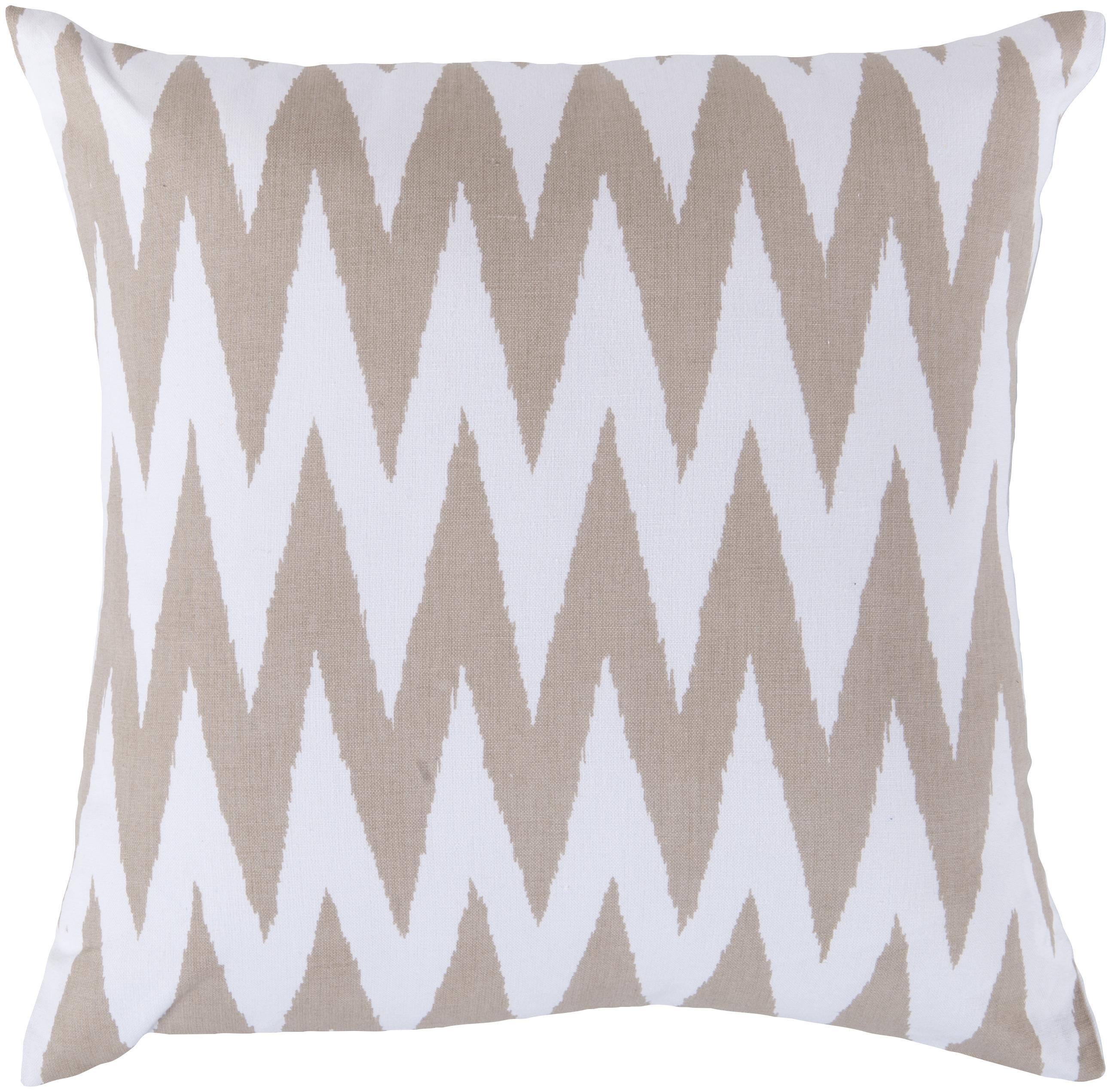 """Surya Pillows 18"""" x 18"""" Pillow - Item Number: LG527-1818P"""