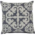 "Surya Pillows 22"" x 22"" Pillow - Item Number: LG578-2222P"