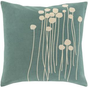 "Surya Pillows 20"" x 20"" Abo Pillow"