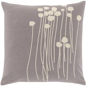 "Surya Pillows 20"" x 20"" Abo Pillow"