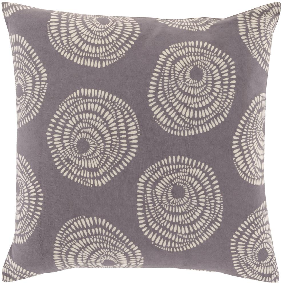 "Surya Pillows 18"" x 18"" Sylloda Pillow - Item Number: LJS001-1818P"