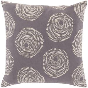 "Surya Rugs Pillows 20"" x 20"" Sylloda Pillow"
