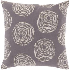 "Surya Pillows 20"" x 20"" Sylloda Pillow"