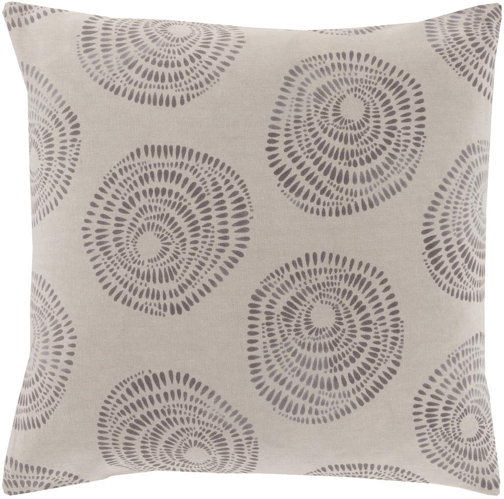 "Surya Pillows 18"" x 18"" Sylloda Pillow - Item Number: LJS004-1818P"
