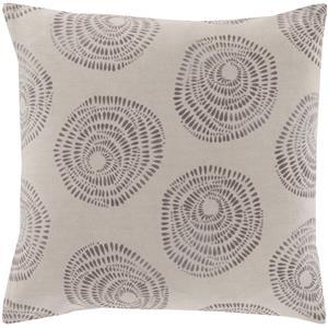"Surya Rugs Pillows 20"" x 20"" Sylloda Pillow"