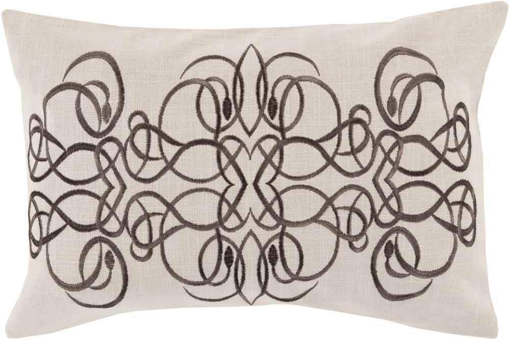 "Surya Rugs Pillows 13"" x 20"" Decorative Pillow - Item Number: LU005-1320P"