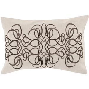 """Surya Pillows 13"""" x 20"""" Decorative Pillow"""
