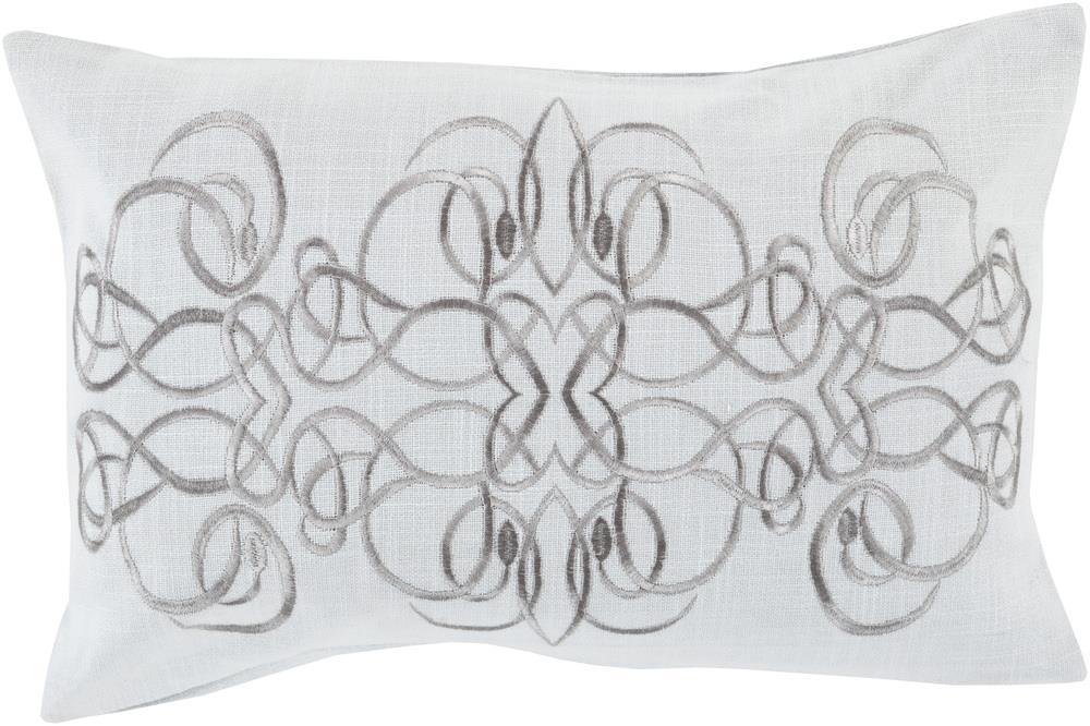 """Surya Rugs Pillows 13"""" x 20"""" Decorative Pillow - Item Number: LU007-1320P"""